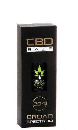 CBD BASE Kender Komplex CBD olaj 10 ml 20 %
