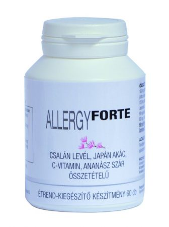 Celsus Allergy Forte étrend-kiegészítő kapszula 60 db