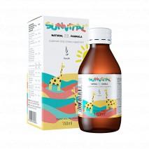 DuoLife SunVital® Natural KIDS Formula gyermekvitamin az immunrendszer megerősítéséért
