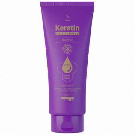DuoLife Keratin Hair Complex Advanced Formula Shampoo 200ml