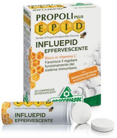 Influepid pezsgőtabletta Specchiasol