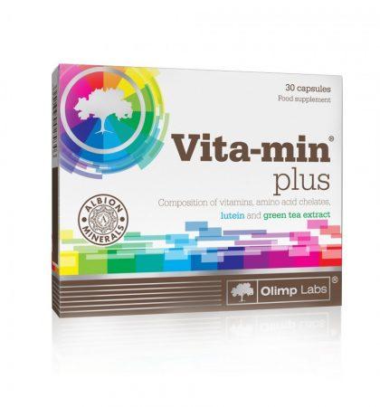 Olimp Sport Nutrition Vita-min plus multivitamin kapszula
