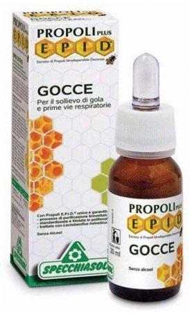 Specchiasol EPID Alkoholmentes Propolisz csepp 30 ml