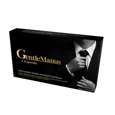 GENTLEMANUS Potencianövelő 2 db