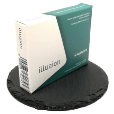 ILLUSION Potencianövelő kapszula - 4 db