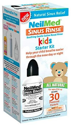 NeilMed Sinus Rice 30 tasakos szett (9 éven aluliaknak)