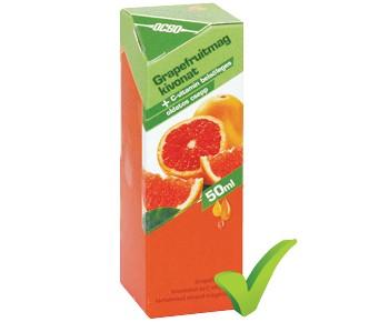Grapefruitmag kivonat + C-vitamin csepp OCSO