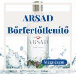 ARSAD Bőrfertőtlenítő Bőrápoló Készítmény